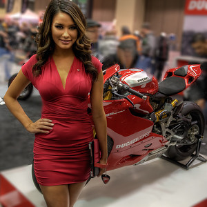 Seattle International Motorcycle Show 2012.12